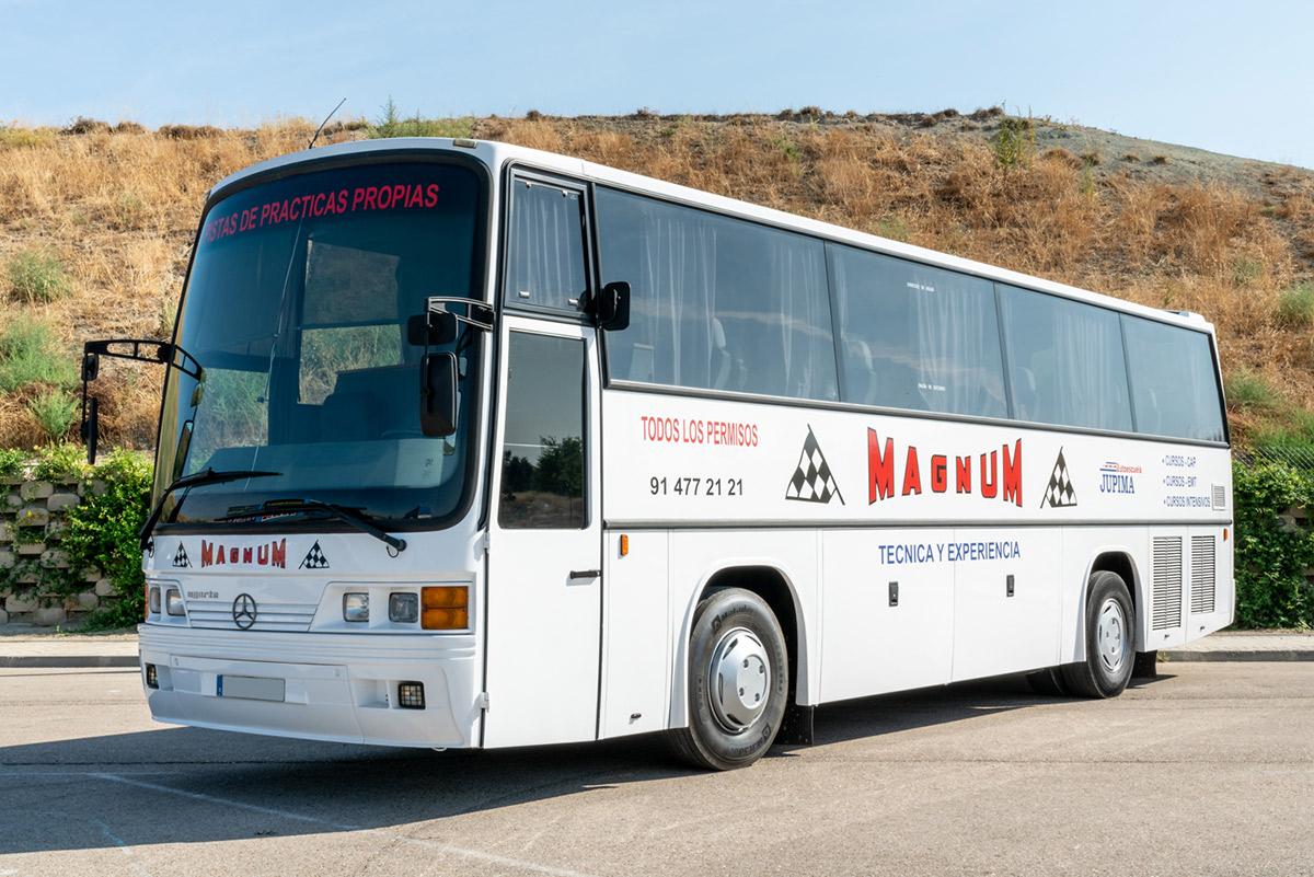 Carnet de autobús en Vallecas